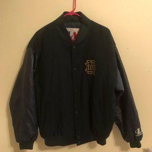 Vintage jacket Notre dame